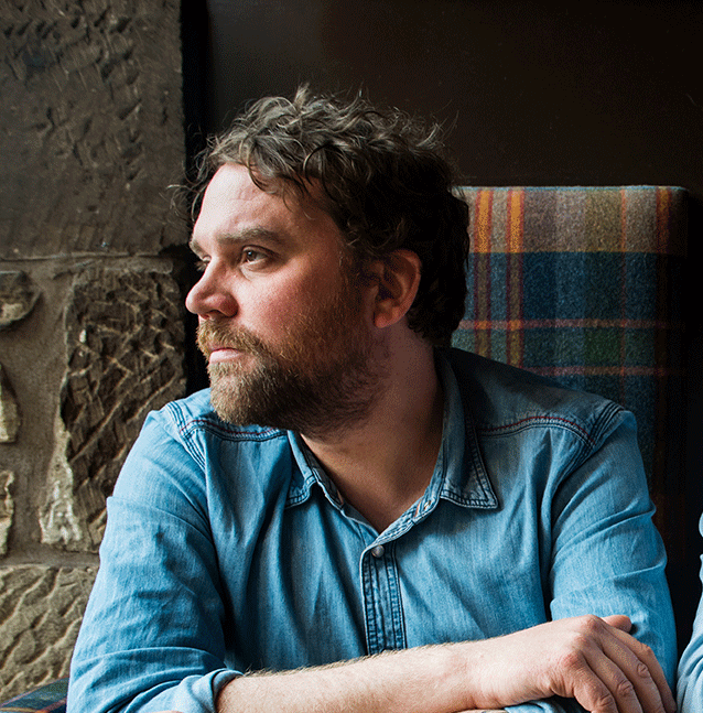 Sharing The Sad News Of The Of Illustrator And Musician Scott Hutchison